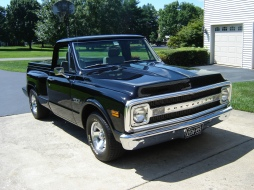 Keith Chevy pickup 1970 002